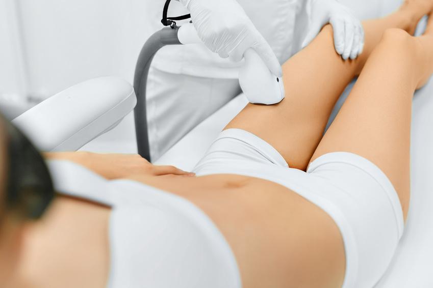 Behandlung Frau