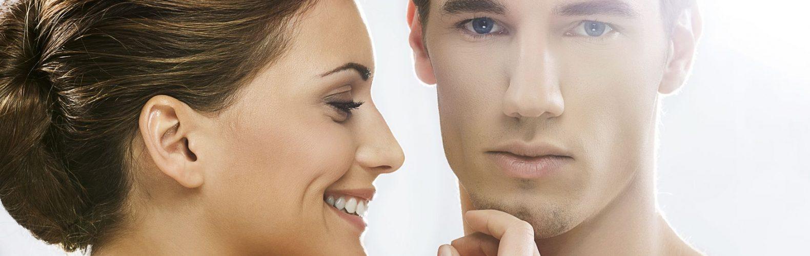 Streichelzarte Haut